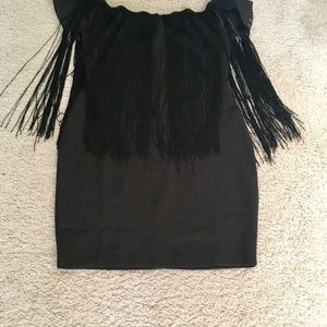 Sexy Fringed Party Dress!!